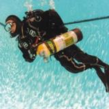 Discover technical Diving im Pool