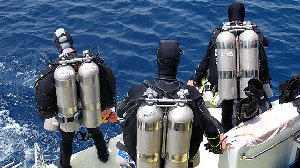 Tech Divers Boat Large
